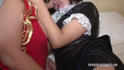 Nicola & Vickie - Video 1 Pt 1